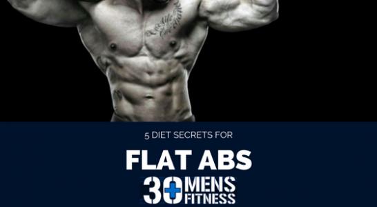 5 Diet Secrets for Flat Abs