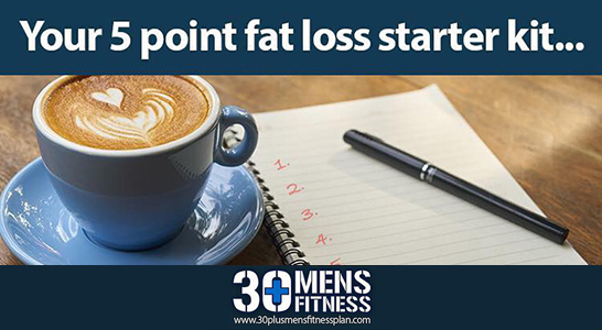 5 point starter fat loss kit