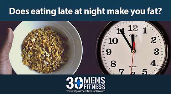 Does Eating Late Make You Fat