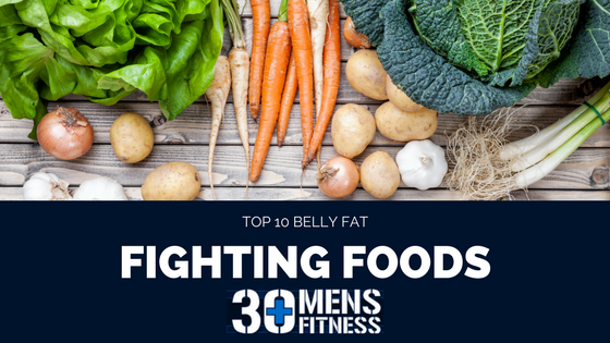 Top 10 Belly Fat Fighting Foods