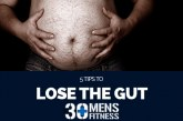 5 tips to lose the gut!