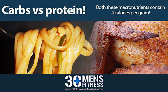 Carbohydrates v Protein