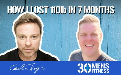 How Simon lost 110lb in 7 months